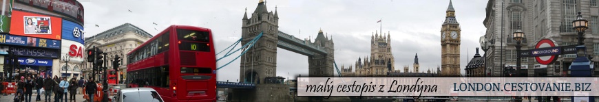 LONDON - England travel website home page